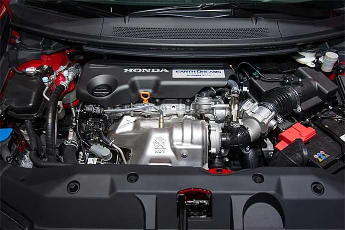 シビックのディーゼルモデルに搭載予定のエンジン