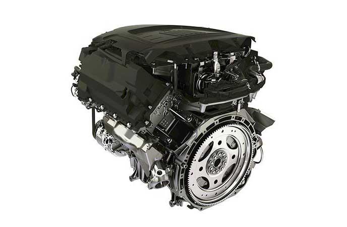 モデルチェンジで搭載されるイヴォークのエンジン