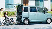 新型スペーシア 車いす移動車がスズキの福祉車両から新登場