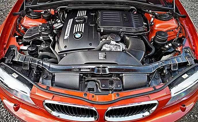 1シリーズに搭載されているエンジン