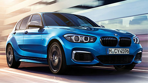 BMWの1シリーズがモデルチェンジ!欧州は2018年後半で日本では2019年以降に導入か