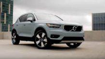 ボルボ新型SUV「XC40」が2018年3月28日発売開始
