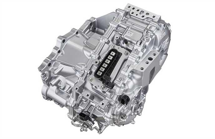 THS2エンジン