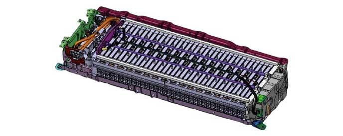 新開発されたNi-MHバッテリー