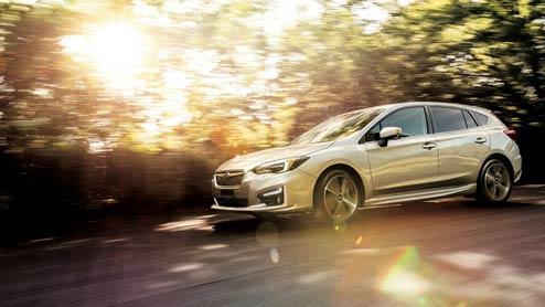 インプレッサ特別仕様車「1.6i‐L EyeSight S‐style」内外装に専用装備を追加