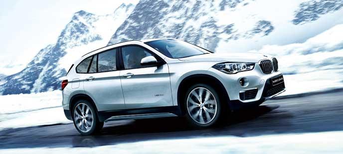 BMW X1のエクステリア