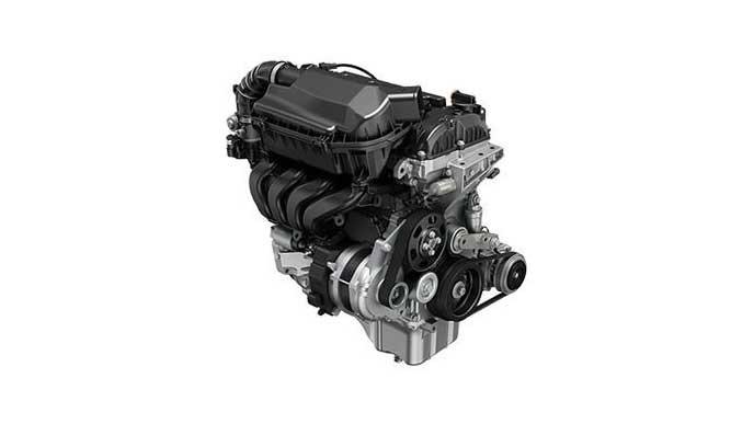 イグニスのデュアルジェットエンジン