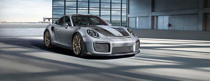 ポルシェ 911 GT2 RSのエクステリア