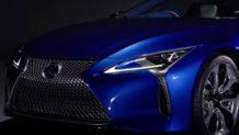 レクサスLCの特別仕様車「ストラクチュラルブルー」2018年4月5日発売