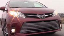 トヨタ シエナは北米モデルの大型ミニバン!サイズ・新車価格・燃費は?