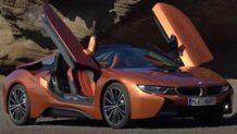 新型i8クーペが2018年4月9日マイナーチェンジ BMW i8ロードスターも追加