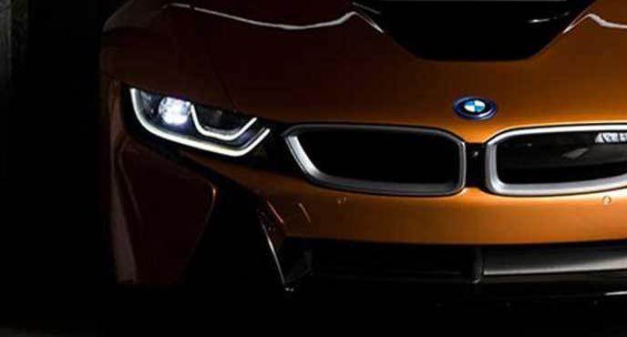 BMW PHEVスポーツクーペ「i8」の次世代モデルを開発中