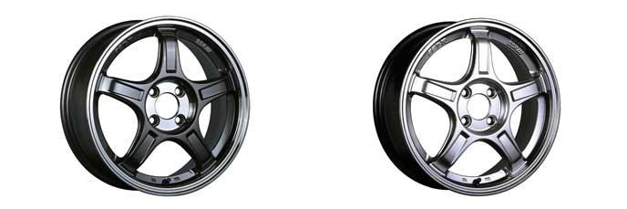 アトレーワゴンにおすすめのタナベ SSR GT X03のホイール