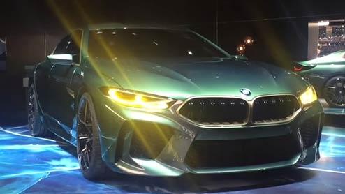 BMW8シリーズが20年振りに復活~3モデルの内外装の特徴