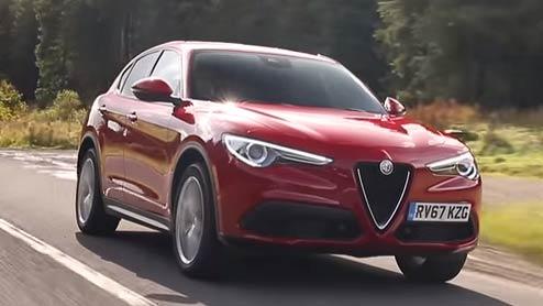 アルファロメオ・ステルヴィオはブランド初のSUV!モデルチェンジは2020年以降
