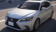 レクサスCTが2019年にモデルチェンジ!2世代目Lexus Safety System+を搭載