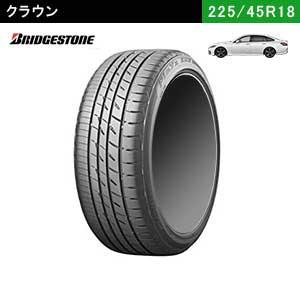 新型クラウンにおすすめのBRIDGESTONE Playz PX 225/45R18 95W XLのタイヤ