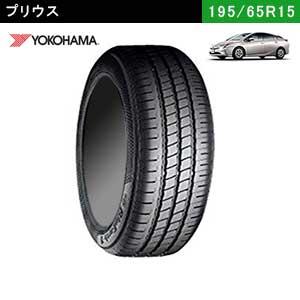 プリウスにおすすめのYOKOHAMA BluEarth-1 EF20 195/65R15 91Hのサマータイヤ