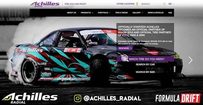 ATRradialのページ