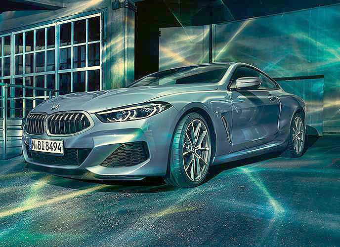 BMW 8 Series Coupe First Editionのエクステリア