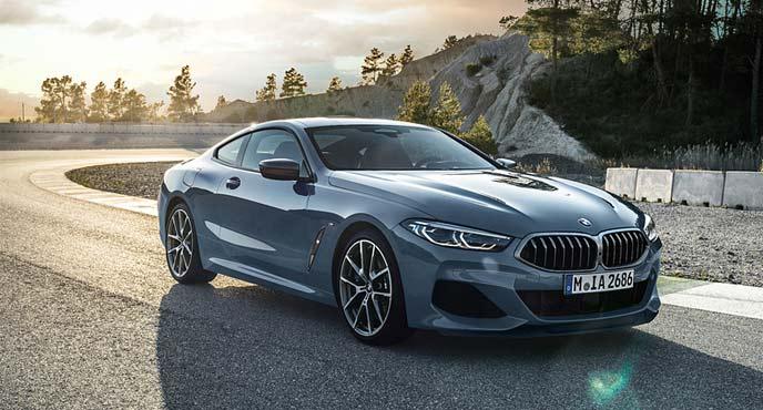 BMW8シリーズクーペ「840d xDrive」「840d xDrive カブリオレ」が2019年5月20日発売