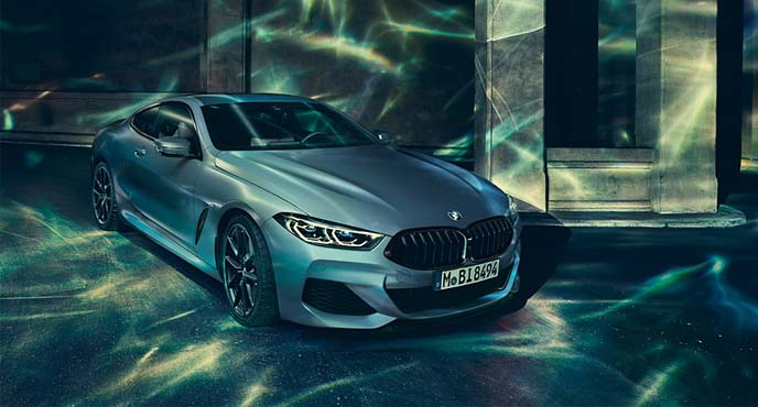 BMW 8シリーズクーペ「M850i xDrive First Edition」