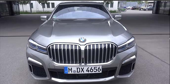 BMWのキドニーグリル