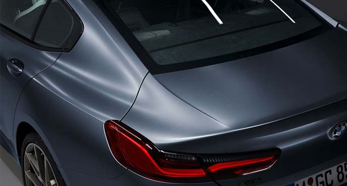 BMW8シリーズ 新型「8シリーズ・グランクーペ」