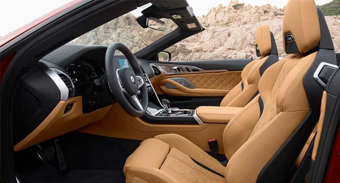 BMW新型「M8クーペ/M8カブリオレ」