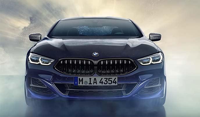 BMWワンオフモデル「M850i ナイトスカイ」のエクステリア