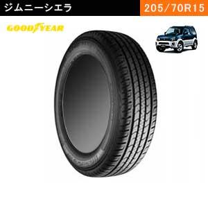 ジムニーシエラにおすすめのGOOD YEAR EfficientGrip SUV HP01 205/70R15 96Hの夏タイヤ