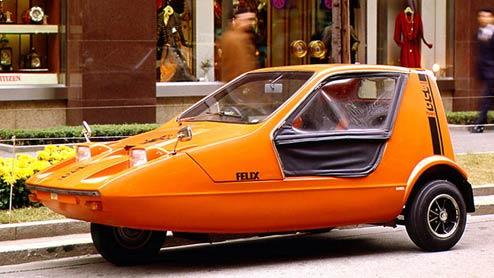 面白い車を国産・外車・コンセプトカーからピックアップ