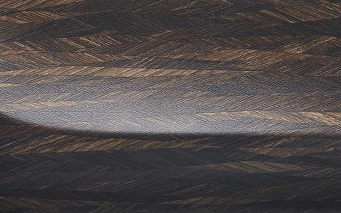 新型ジェイドのミモザ組木調のインパネ加飾