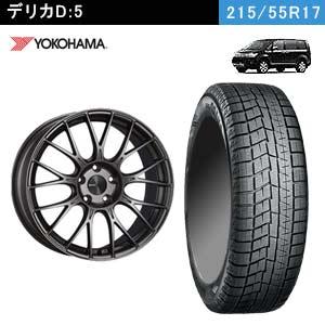 YOKOHAMA iceGUARD 6 iG60 + ENKEI Performance Line PFM1