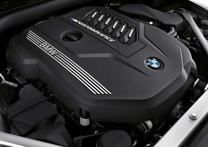 BMW新型Z4のエンジン