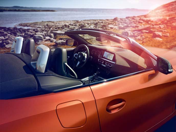 BMW新型Z4の内装