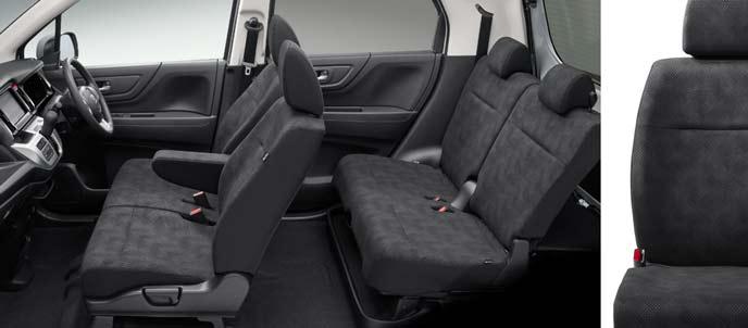 N-WGNのブラックシート