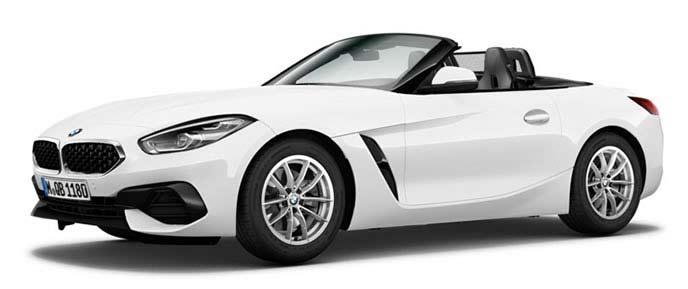 アルピン・ホワイト3の新型Z4