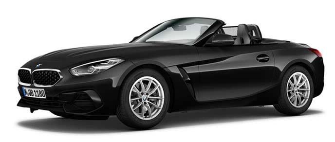 ブラック・サファイアの新型Z4