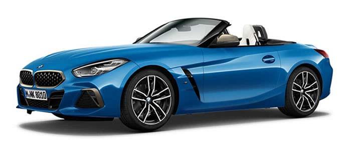 ミサノ・ブルーの新型Z4