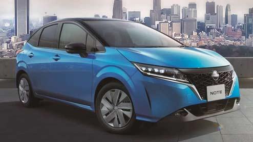 ノートのフルモデルチェンジは2020年12月 全モデルで第2世代のe-POWERを採用