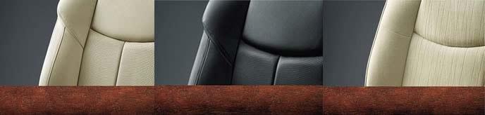 シーマのメーカーオプションシートと内装