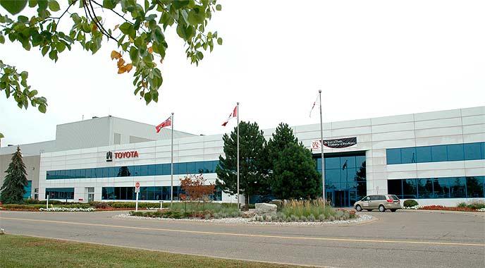 TMMC(Toyota MotorManufacturingCanada,Inc)