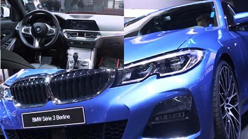 BMW3シリーズがモデルチェンジ!ボディサイズが拡大し新開発エンジンを搭載