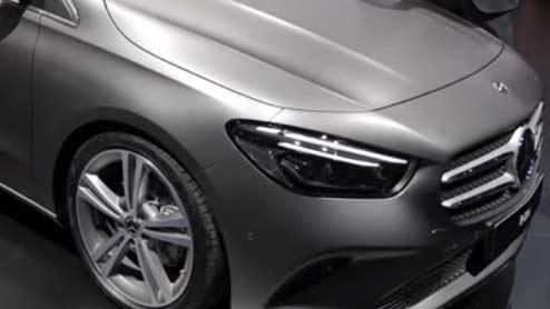 メルセデス・ベンツBクラスのモデルチェンジ情報 2020年春にはPHVモデル「B250e」も登場