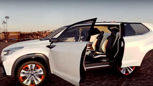 エクシーガの後継モデルが2023年にSUVとなって発売?フォレスターより大きいサイズで登場か