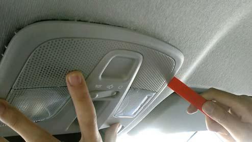 ルームランプをLEDに交換する方法!SX4で実践した夜の車内が明るく便利になるカスタマイズ