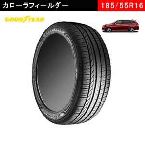 カローラフィールダーにおすすめのGOOD YEAR EfficientGrip Comfort 185/55R16 83Vのスタッドレスタイヤ