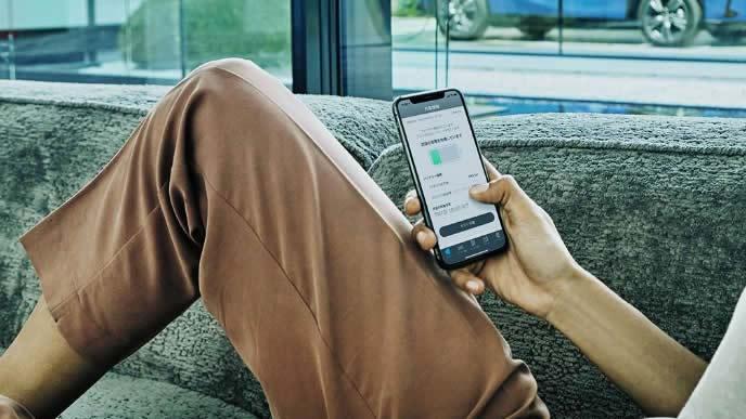 スマートフォンとの連携で多彩なサービスが利用可能