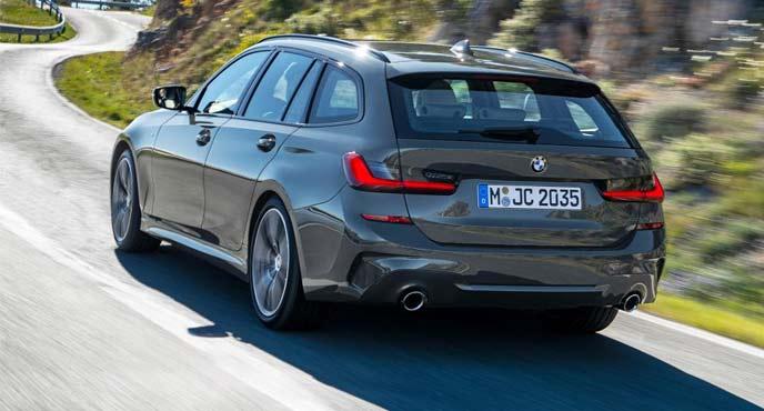 BMW新型「3シリーズ ツーリング」